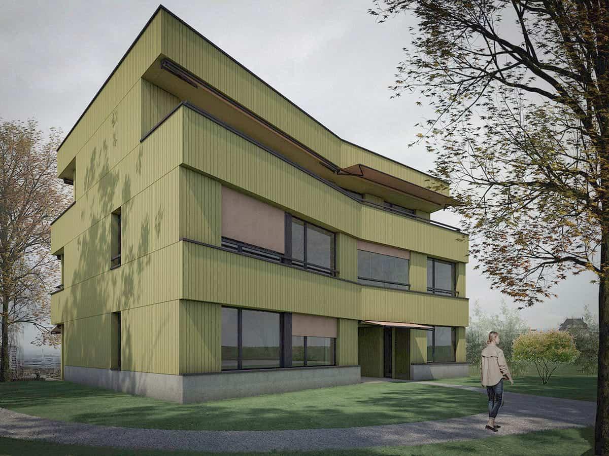 <b>092.</b> Mehrfamilienhaus<br>Rothusweg 10, Zug, 2018