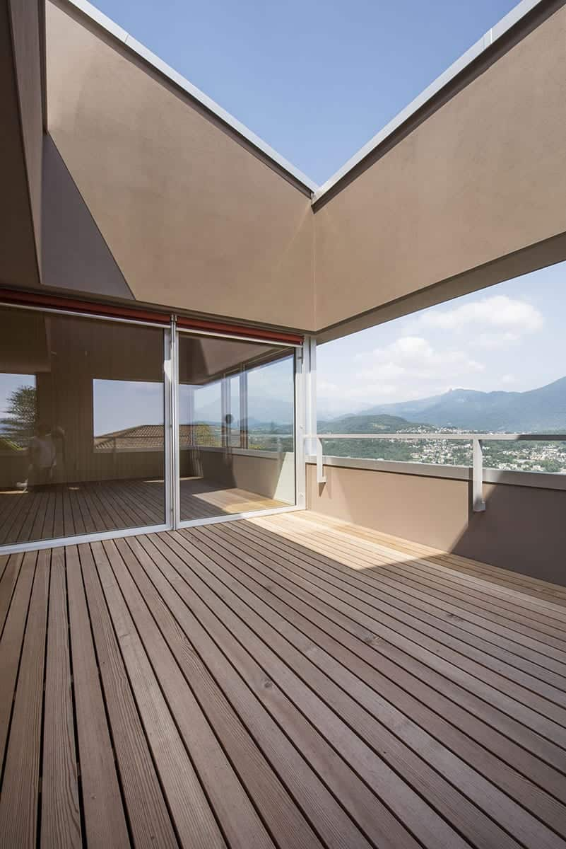 <b>022.</b> Mehrfamilienhaus<br>Belvedere, Bosco-Luganese, 2006–2016