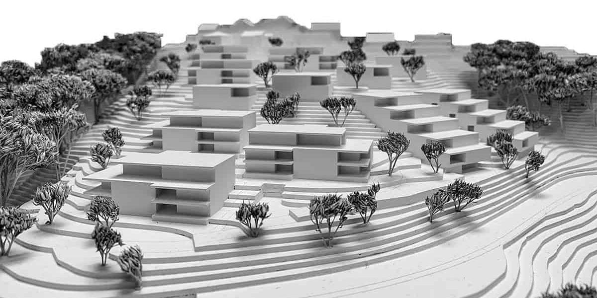 <b>088.</b> Wohnüberbauung<br>Lauihof, Walchwil, 2017 – Projektwettbewerb, 1. Rang